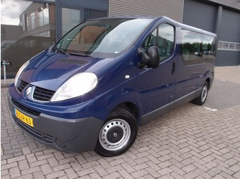 Renault Trafic Passenger 2.0 dCi 9-pers airco MARGE L2 btw en bpm betaald! topstaat Authentique - car