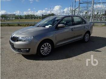 SKODA RAPID 1.0 TSI - car