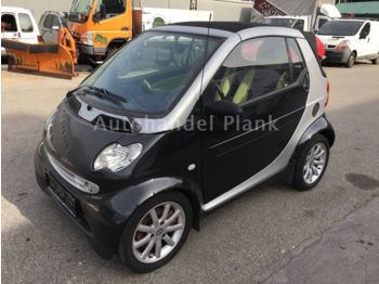 Smart ForTwo Cabrio Passion TÜV bis 5.2019  - car
