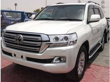Car TOYOTA LAND CRUISER
