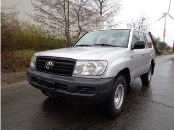 Car Toyota Land Cruiser 105D