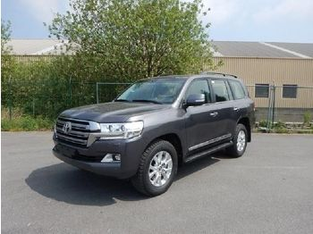 Car Toyota Land Cruiser 200 VX