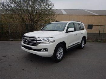 Car Toyota Land Cruiser 200 VX +