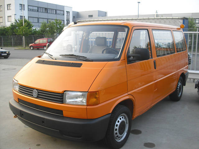 vw transporter t4 syncro benziner car from germany for