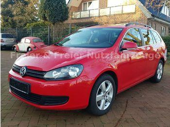 سيارة Volkswagen Golf VI 2.0 TDI *Klima*Standheizung*Tempomat*AHK