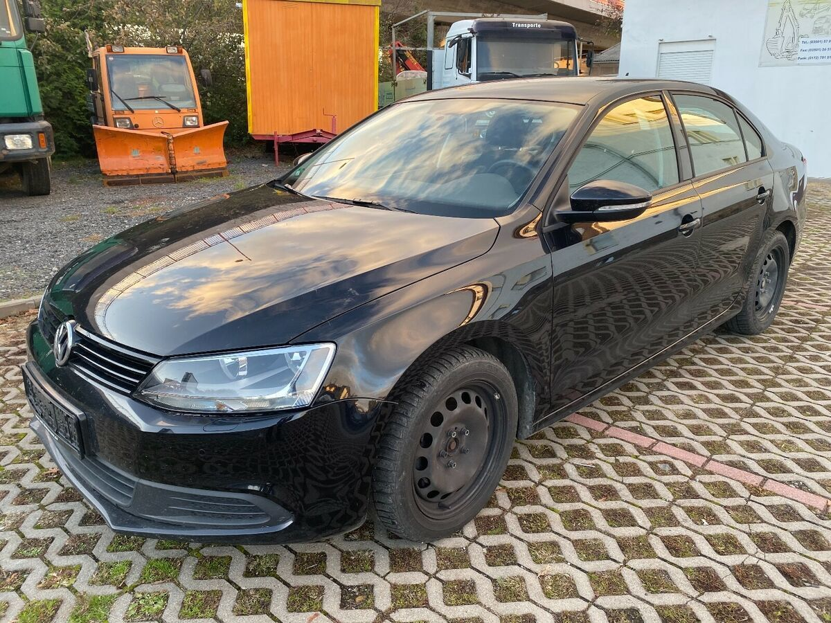 Volkswagen Jetta 1 2 Tsi Trendline Car From Germany For Sale At Truck1 Id 4373674