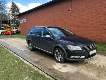 Leasing Volkswagen Passat Alltrack 2.0 TDI  4MOTION Xenon  - car