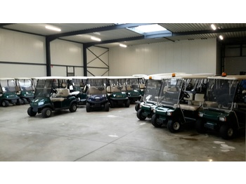 CLUBCAR PRECEDENT / CARRYALL - golf cart