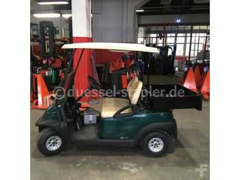 [div] Golf Club Car - golf cart
