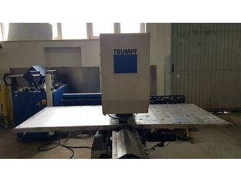 Machine tool ABG TRUMPF TRUMATIC 120 Rotation, Punch Press: picture 1