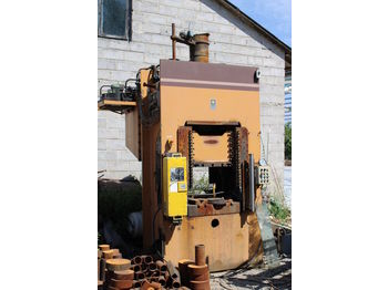 Machine tool UNIVERSAL Hydraulic Press 250 ton high-speed gauntry, columnar