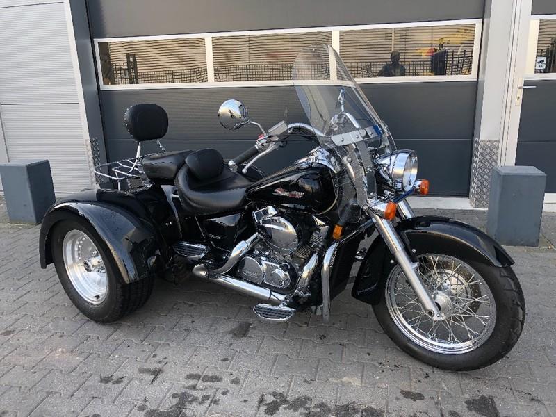 honda vt 750 trike motorcycle from netherlands for sale at. Black Bedroom Furniture Sets. Home Design Ideas