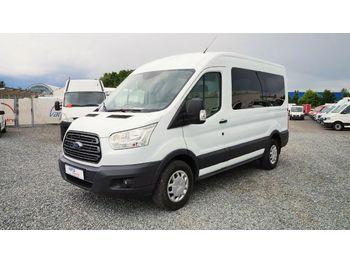 Ford Transit 96kw L2H2 9 sitze/ klima/ 108720km  - minibüs
