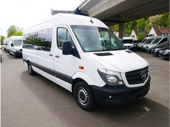 Minibüs MERCEDES-BENZ Sprinter 316 CDI 9 Sitzer Bus Maxi Euro 6 AHK