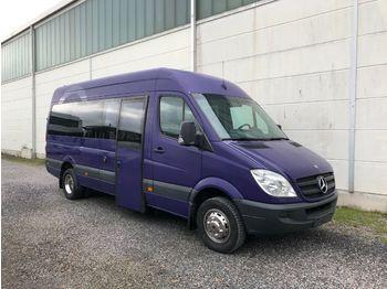 Minibüs Mercedes-Benz Sprinter 515 ,17 Sitze/VIP/Euro 4/Klima