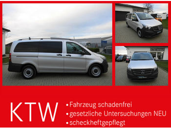 Minibüs Mercedes-Benz Vito 116CDI TourerPro,lang,2xKlima,Navi,7GTr