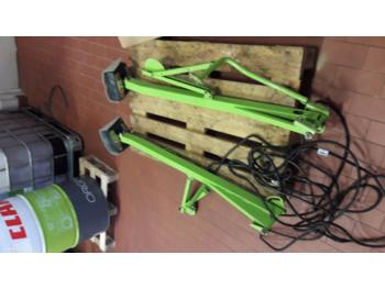 Claas Laserpilot rechts und links - otros