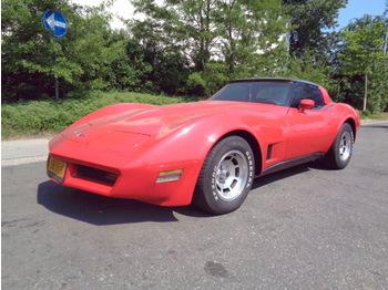 Coche Chevrolet Corvette