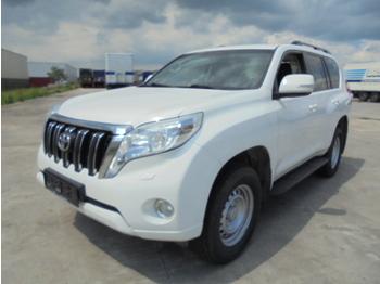 Coche Toyota Land Cruiser PRADO 150