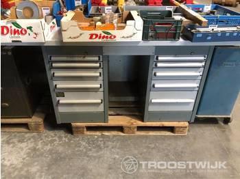 - garage & verkstadsutrustning