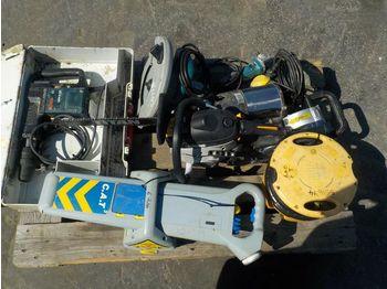 Pallet of Assorted Tools - garage & verkstadsutrustning