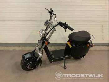 Trident ES8018 - motorcykel