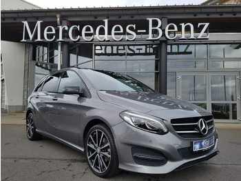 Personbil Mercedes-Benz B 180 7G+NIGHT+SPUR+EXKLUSIV+ LEDER+KAMERA+PANO+