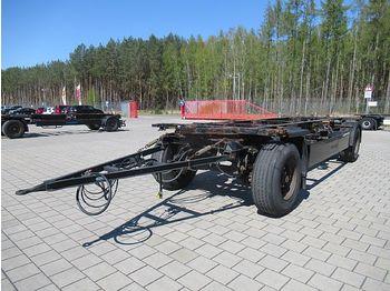 Krone - BDF - Anhänger Lafette - containerbil/ veksellad påhængsvogn
