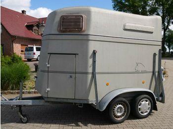 Böckmann Comfort 2 Pferde mit SK  - eläinten kuljetus perävaunu