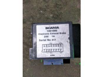 Bloc de gestion SCANIA Electronic Exhaust Brake 1361095