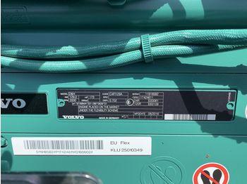 New VOLVO D6H [ Copy ] - moteur