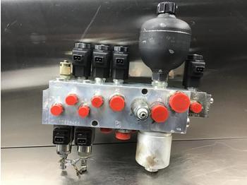 Liebherr Oil Pilot Valve - valve hydraulique