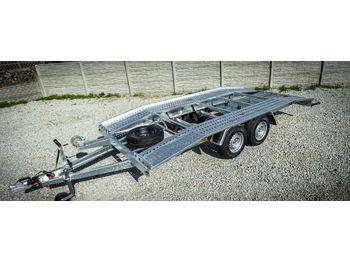 Boro LAWETA SZWAJCARKA 5x2.1m DMC 3000 kg - piekabe autovedējs