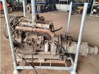 DAF 615 - motor