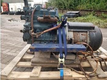 Kubota D1105-EU2 - motor