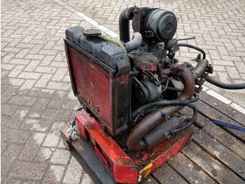 Kubota Z482 - motor