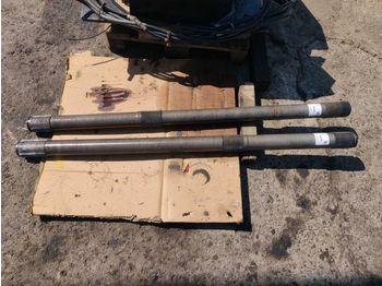 Axle shaft - eje