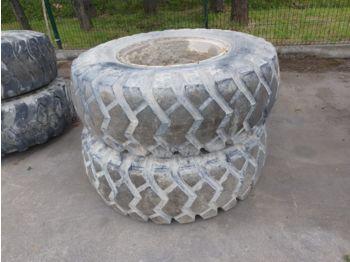 NEUMATICO 17.5X25  - ruedas/ neumáticos