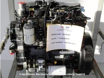 Perkins 1104D-A44TA - motori/ pjesë këmbimi e motorit