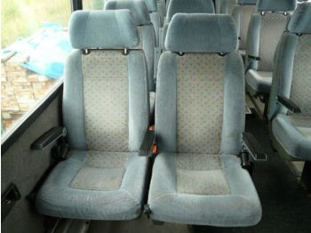 BOVA Fotele autobusowe używane for BOVA bus - pjesë këmbimi të kabinës/ shasisë