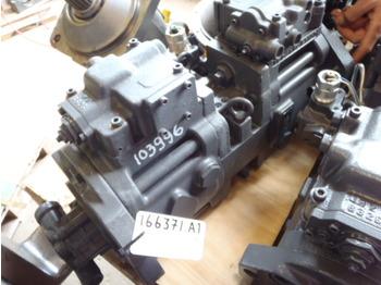 KAWASAKI K3V112DT-1G4R-9C12-1 (CASE 9021) - pompa hidraulike