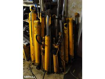 JCB, Case 3CX, 4CX, 2CX, 580K, 580LXT - sistemi hidraulik