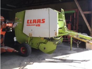 CLAAS Rollant 45 - balirka za kockaste bale