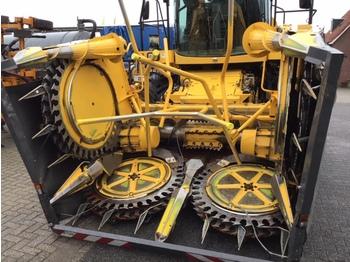 New Holland RI600 Maisbek - kombajn za kukuruz