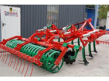Kultivator Agro-Masz Mulchgrubber 3m- Neumaschine
