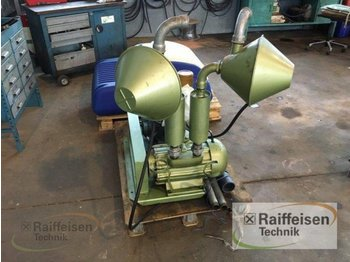 Westfalia RPS 2000 Vakuumpumpe - oprema za mužu