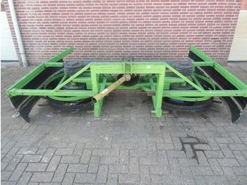 Oprema za silose N4513, Dubbele verdeler