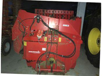 Silofarmer BMV DP260 - oprema za silose