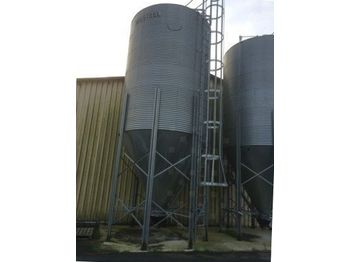 tres beau silos avec vis de vidange - oprema za skladištenje