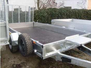 Nugent P3718H Rampe  - platformska prikolica za farmu